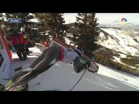 Dustin Cook  2015 World Championships  Super G Silver
