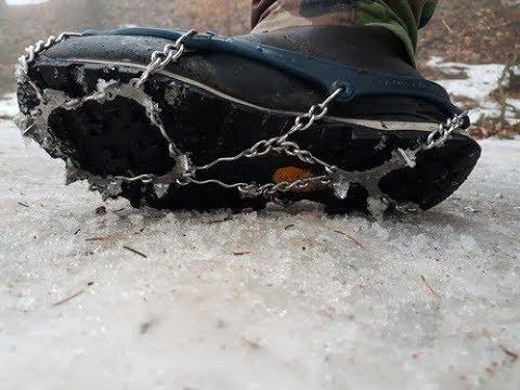 Protišmykové návleky - Snowline Chainsen Pro