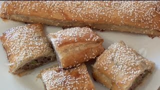 Easy Sausage Rolls - Video Recipe