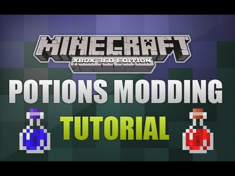 how to make potions in minecraft xbox