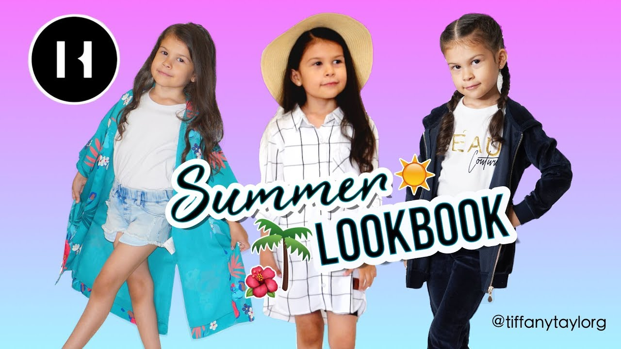 Summer Lookbook 2019 Beau Hudson Fashion Summer Outfits!