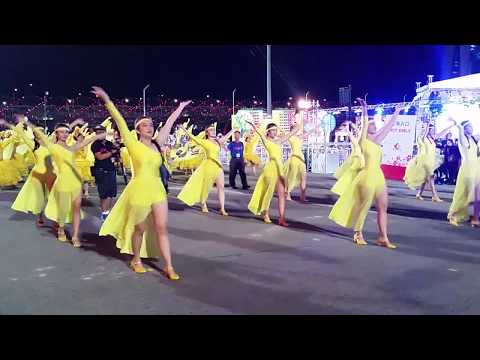 Chingay 2018 - Colours of Chingay - Dance Inspiration 8of10 [HD]