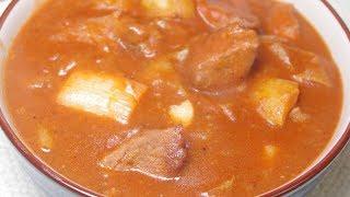 How to Make Meat & Potatoes Irish Stew - Recipe Video