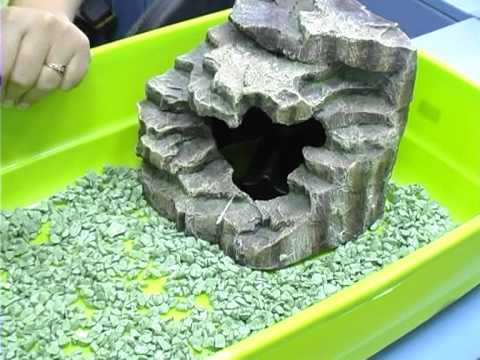 Собираем аквариум для краба . Все О Домашних Животных