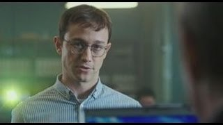 Edward Snowden Responds to 'Snowden' Movie Trailer