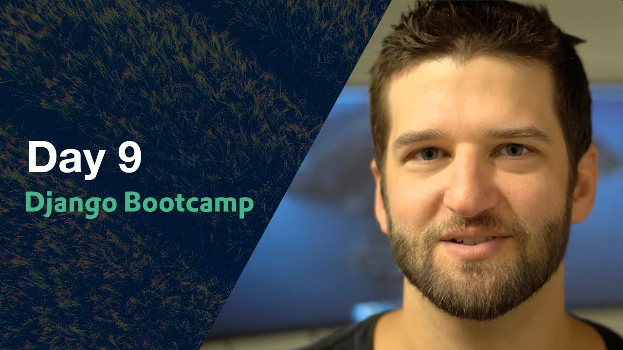 Django Bootcamp - Product Landing Page & More - Day 9