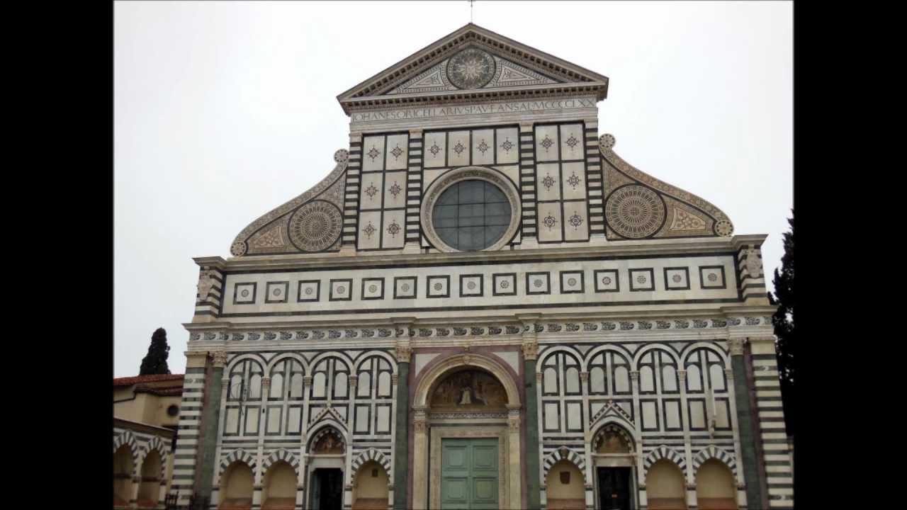 Basilica Di Santa Maria Novella Firenze Youtube