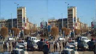 Караганда 2012 года в 3D формате (слайд-шоу и видео)