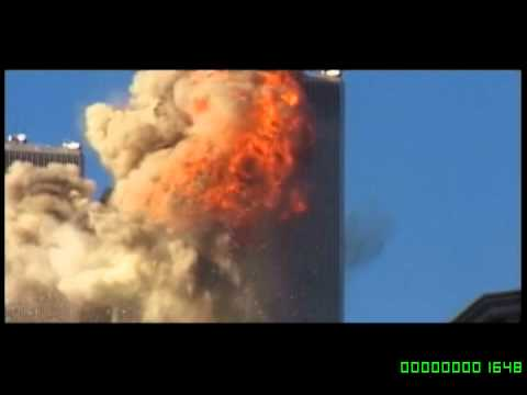 WTC 9/11 First plane hit (Naudet)