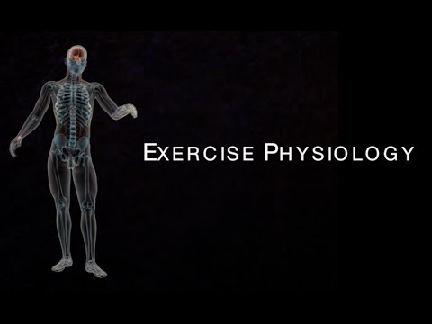 exercise physiology An exercise physiologist (ep) analyzes the effects of exercise on the human body much of what we know about physiological responses to various types of physical.