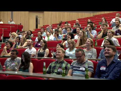 HCID Open Day 2016 - Recap!