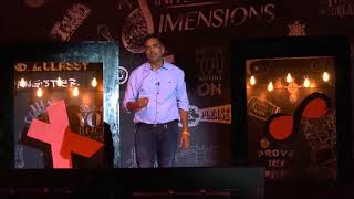 The power of positivity | Gajendra Singh | TEDxIIMRaipur