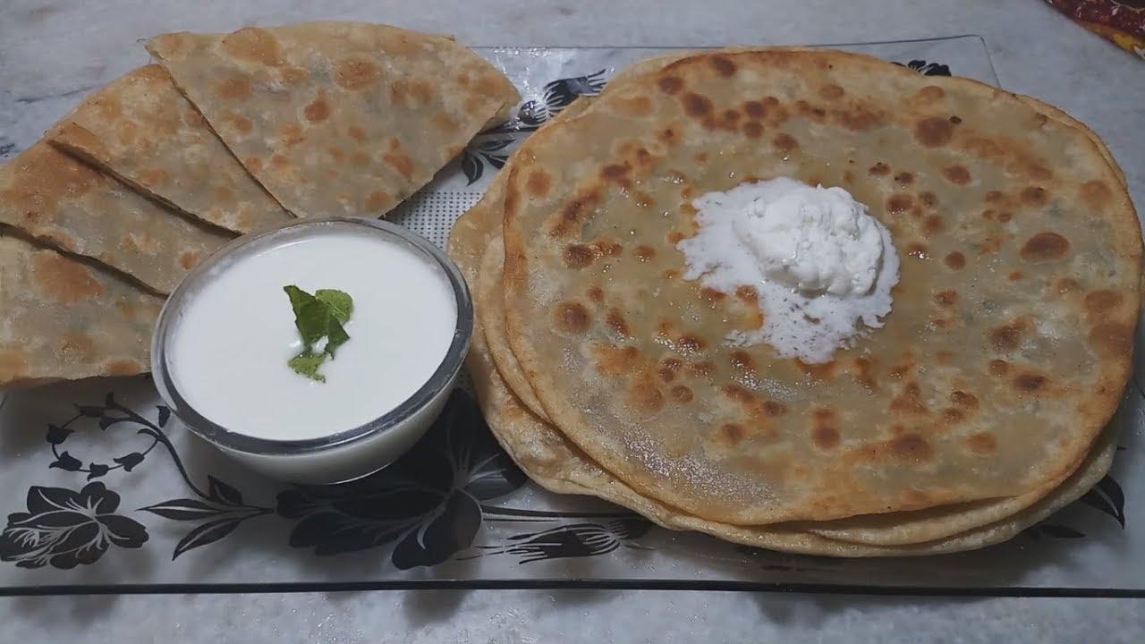 aloo paratha ib cooking club