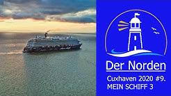 🔴 Cuxhaven 2020 #9 MEIN SCHIFF 3