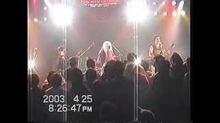 2003年4月25日神戸チキンジョージ(改装前)にて神戸栄町barDEEP10t...