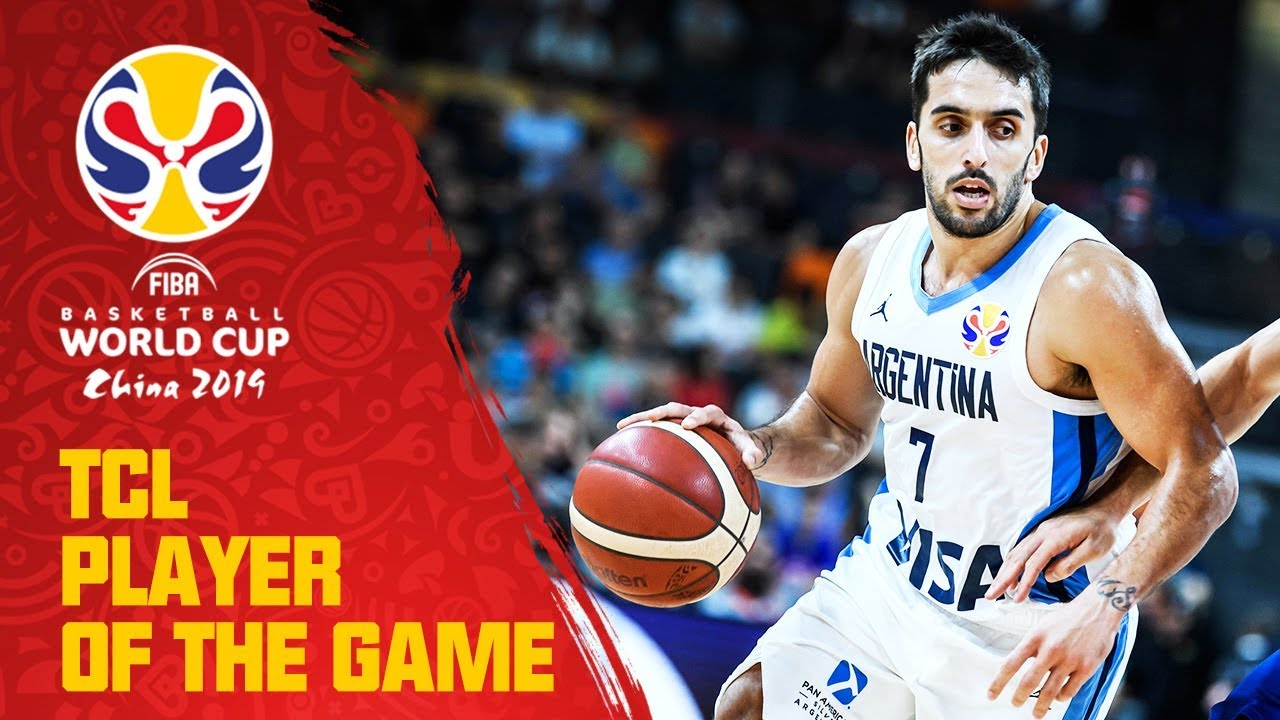 Facundo Campazzo | Argentina v Serbia | TCL Player of the Game - FIBA Basketball World Cup 2019