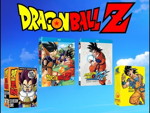 Dragon Ball Z DVD & Blu-Ray Box Sets - Which is right for you?