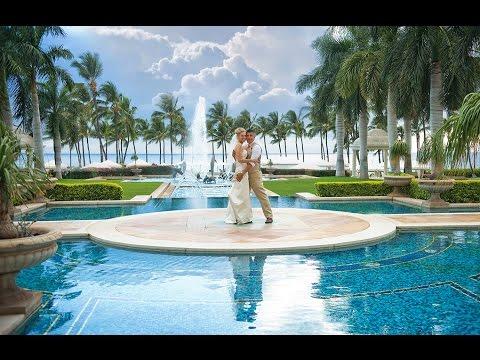 The Grand Wailea Resort-  Ben & Kristin Destination Wedding in Maui