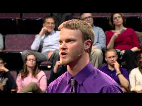 Celebrating Diversity in Agriculture | Greg Peterson | TEDxMHK