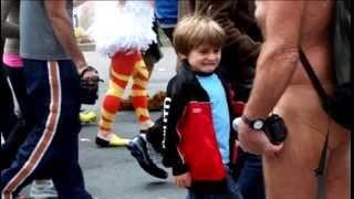 Гей парад с детьми - ЭТО  насилие!!!