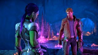 Download Video Stay for Me: Peter Quill Makes a Confession to Gamora (Guardians of the Galaxy | Telltale Games) MP3 3GP MP4