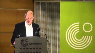 """Axel Honneth: """"Hegel and Marx. A Reevaluation after a Century"""", presented by Frederick Neuhouser"""