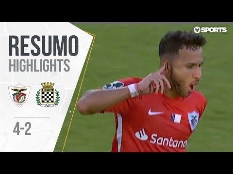 Highlights | Resumo: Santa Clara 4-2 Boavista (Liga 18/19 #4)