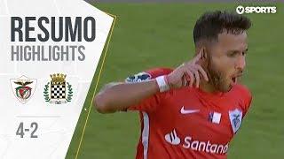 Highlights   Resumo: Santa Clara 4-2 Boavista (Liga 18/19 #4)
