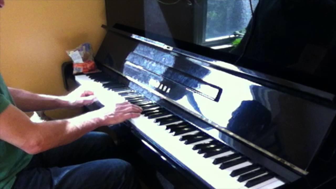 Kanye West - I Wonder - Piano Cover by DanShureMusic ...