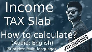 (English) Income Tax Slab