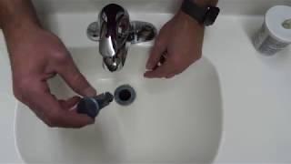 How to Install a Bathroom Faucet (Moen, Adler)
