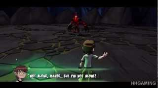 Ben 10 Omniverse - FINAL BOSS walkthrough part 23 episode 23