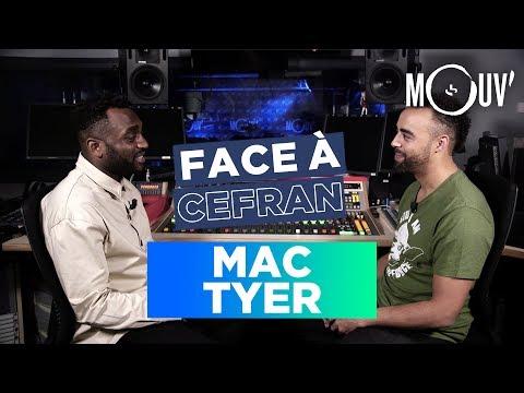 Youtube: MAC TYER:«J'ai toujours eu un décalage avec le public»