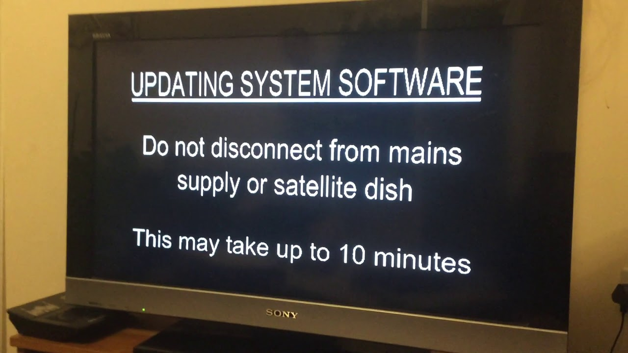 Sky plus box updating system software who is robert pattinson dating 2011
