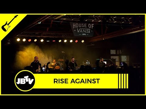 Rise Against | Live @ House of Vans