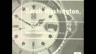 Sarah Washington - Heaven (Fathers Of Sound XS Dub)