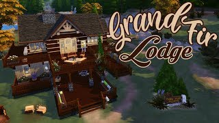 Is it fall yet? Today I'm building a cosy lodge for Granite Falls! ...