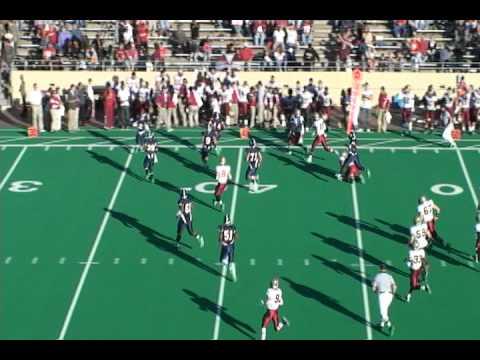 Cy Woods vs Cy Springs Highlights 2010