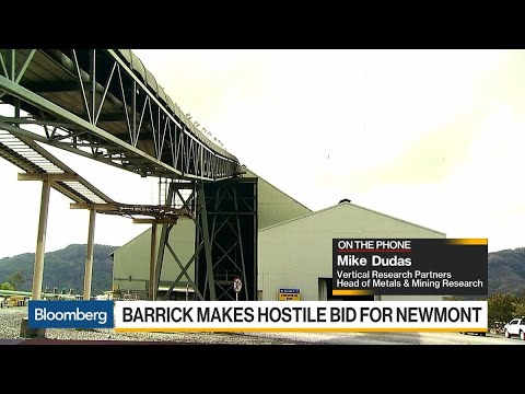 Barrick's Newmont Bid Sees 'Crown Jewel' In Nevada Assets, Dudas Says