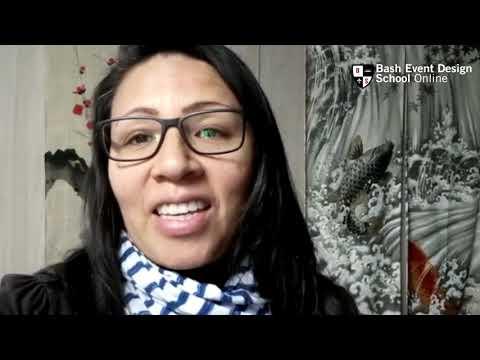Bash Escuela Experiencias by Janet Quispe