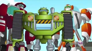 Last Christmas... with the Rescue Bots