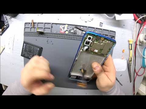 HONOR 10i HRY - LX1T   Замена дисплейного модуля (Screen Replacement)