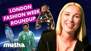 London Fashion Week - Space Monkeys and Sustainable Brands