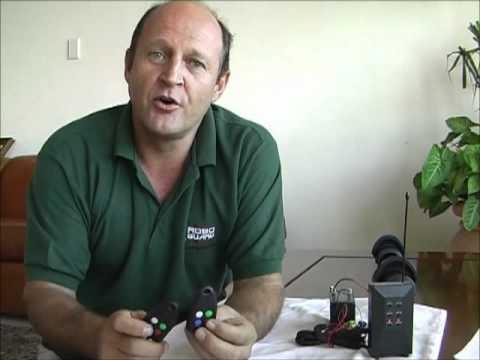 Prog and copy remotes   www perimeteralarms co za