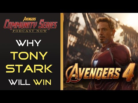 Why Tony Stark Will DEFEAT Thanos In Avengers 4 - Avengers 4 THEORY