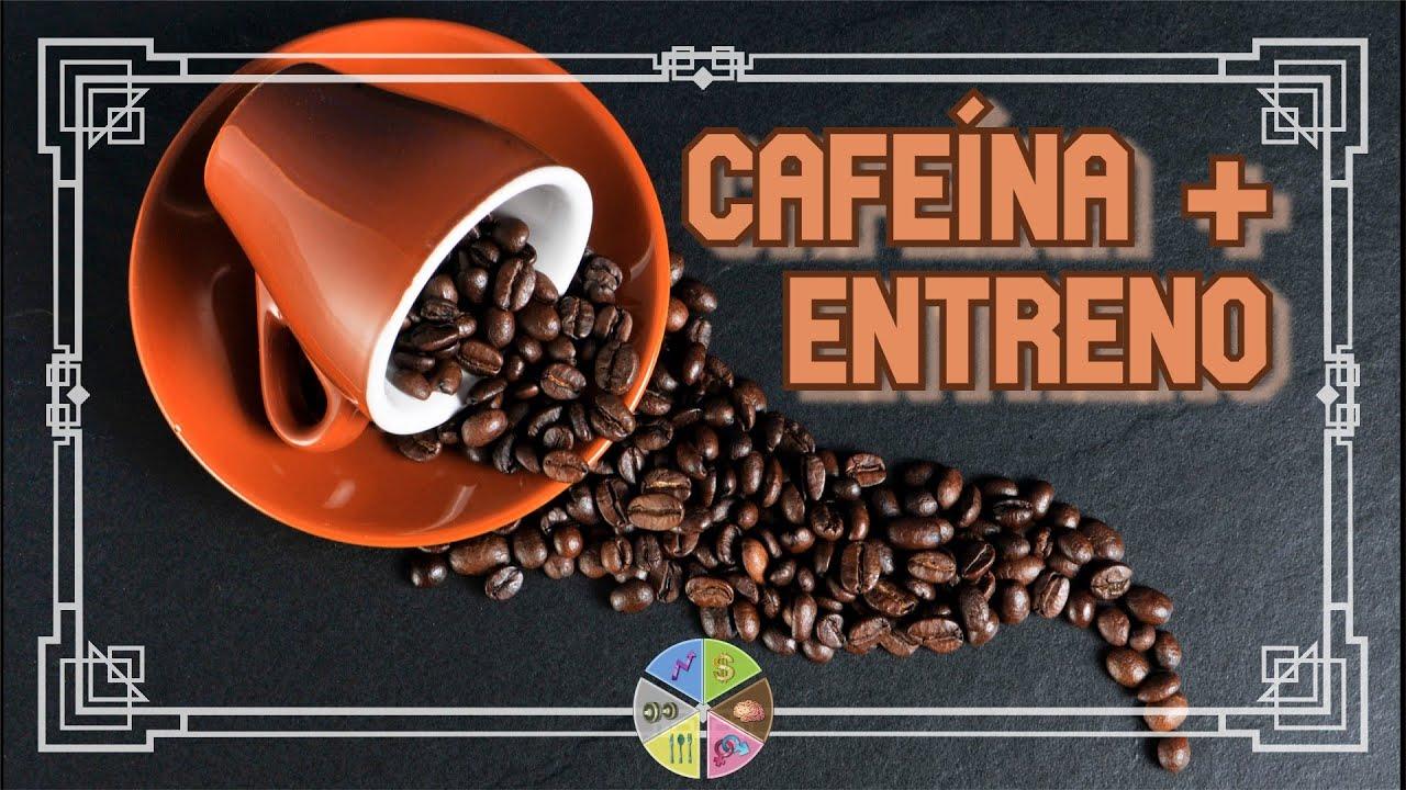 Tomar Cafeína Antes y/o Después de Entrenar / Hacer Ejercicio [Rendimiento, Fuerza y Quema Calorías]