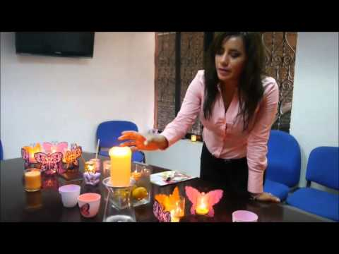 PARTY LITE CANDLES
