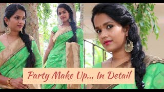 Party Make Up with very affordable range of products || Trying & Testing New Arrivals.