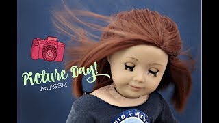 Gambar cover PICTURE DAY DISASTER! american girl doll stop motion AGSM by White Fox Stopmotion