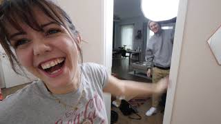 Ich räume meine Messi Wohnung auf und Dekoriere sie! (Vlogmas #1)